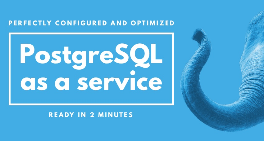 ElephantSQL - PostgreSQL as a Service